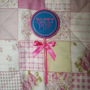 NWT Victoria's Secret Panty Pop Cheeky Confetti